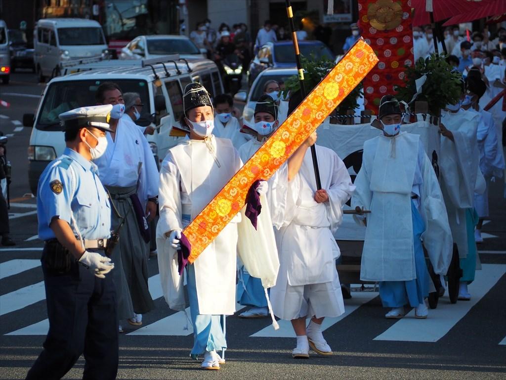 祇園祭 御神霊渡御祭