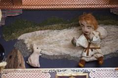 ずいき神輿 因幡の白兎