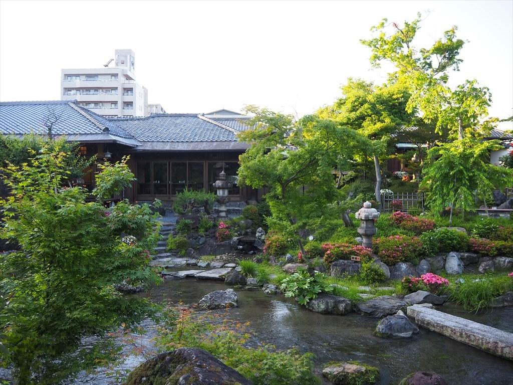 高瀬川源流庭園