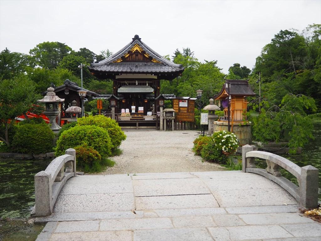神泉苑の風景