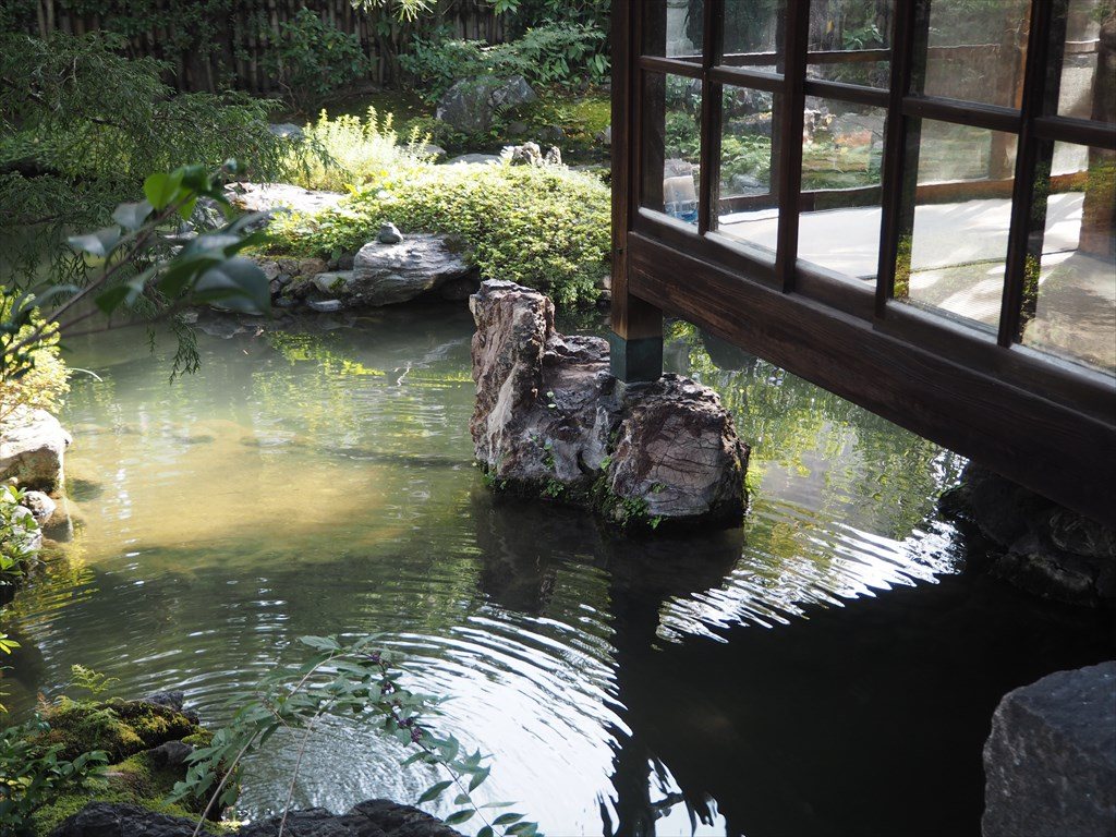 【現地】小川治兵衛の庭園!並河靖之七宝記念館と二条川東へ
