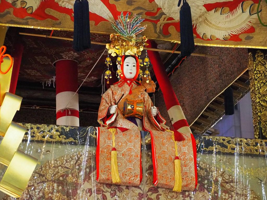 祇園祭 前祭の宵山