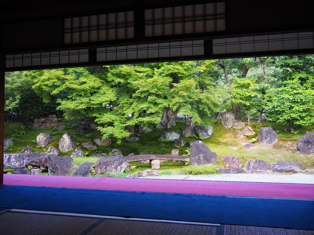高台寺 圓徳院の風景