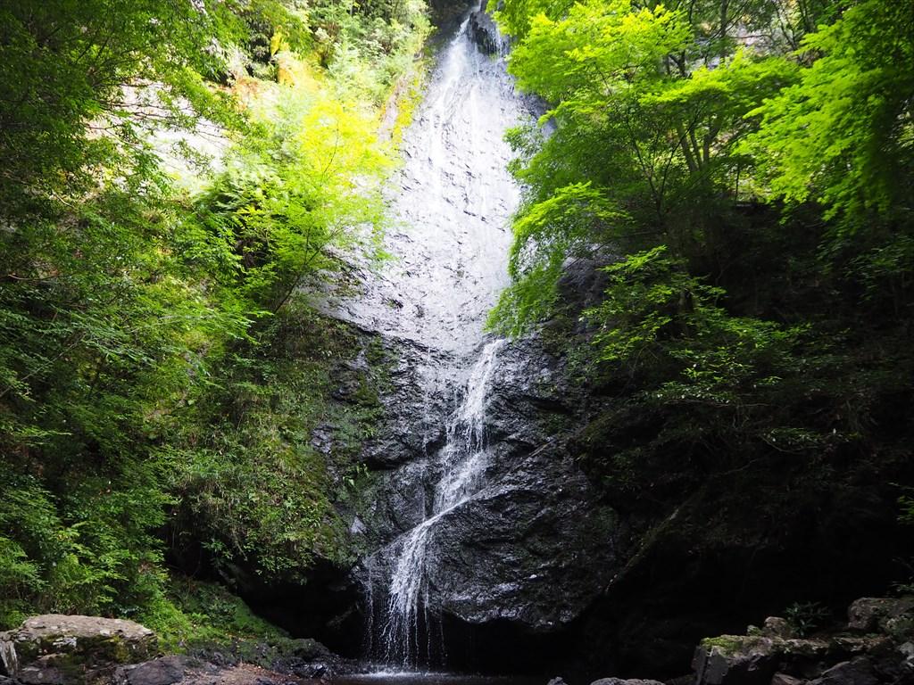 丹波の名瀑・琴滝