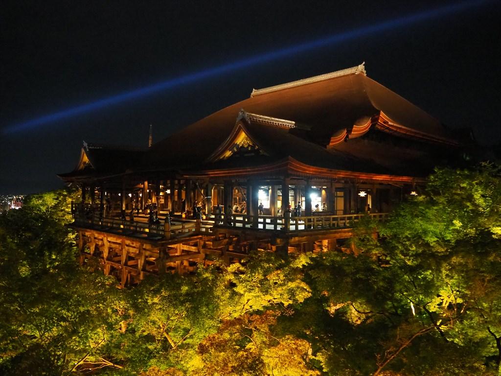 清水寺の千日詣り 2021年