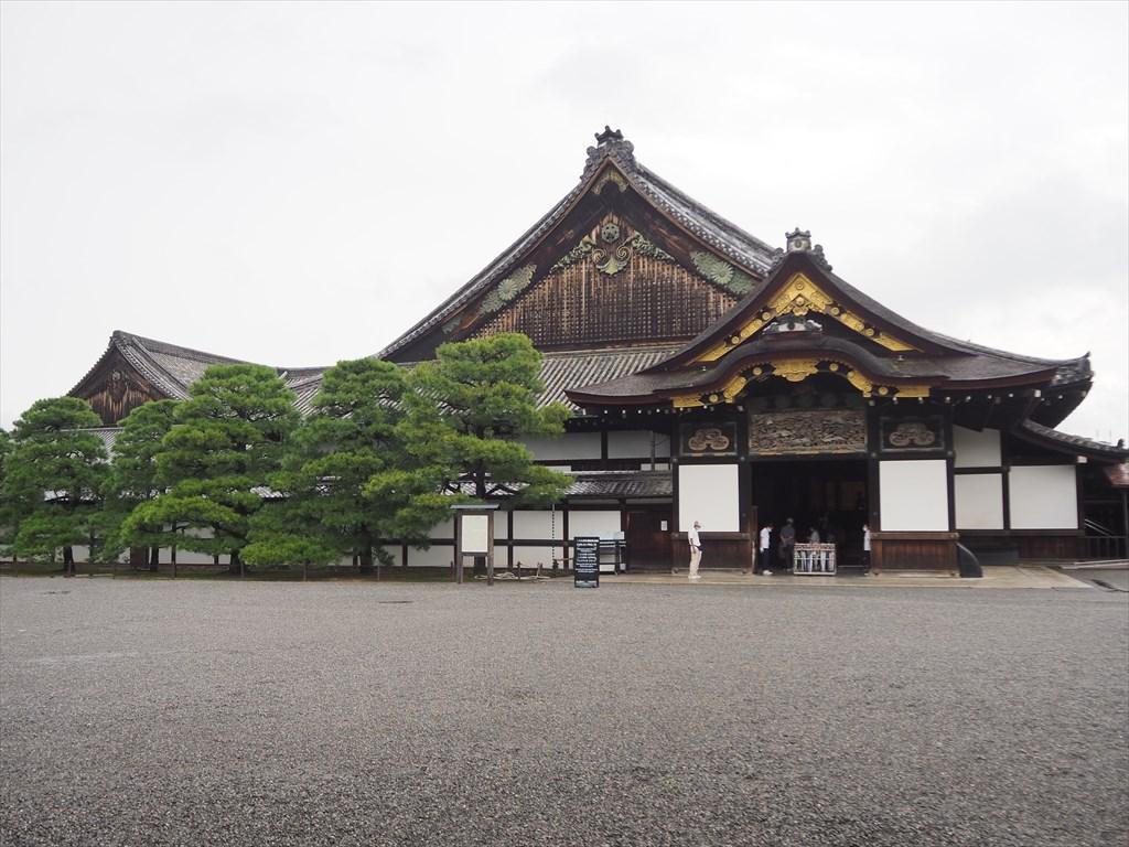 二条城 二の丸大広間特別入室