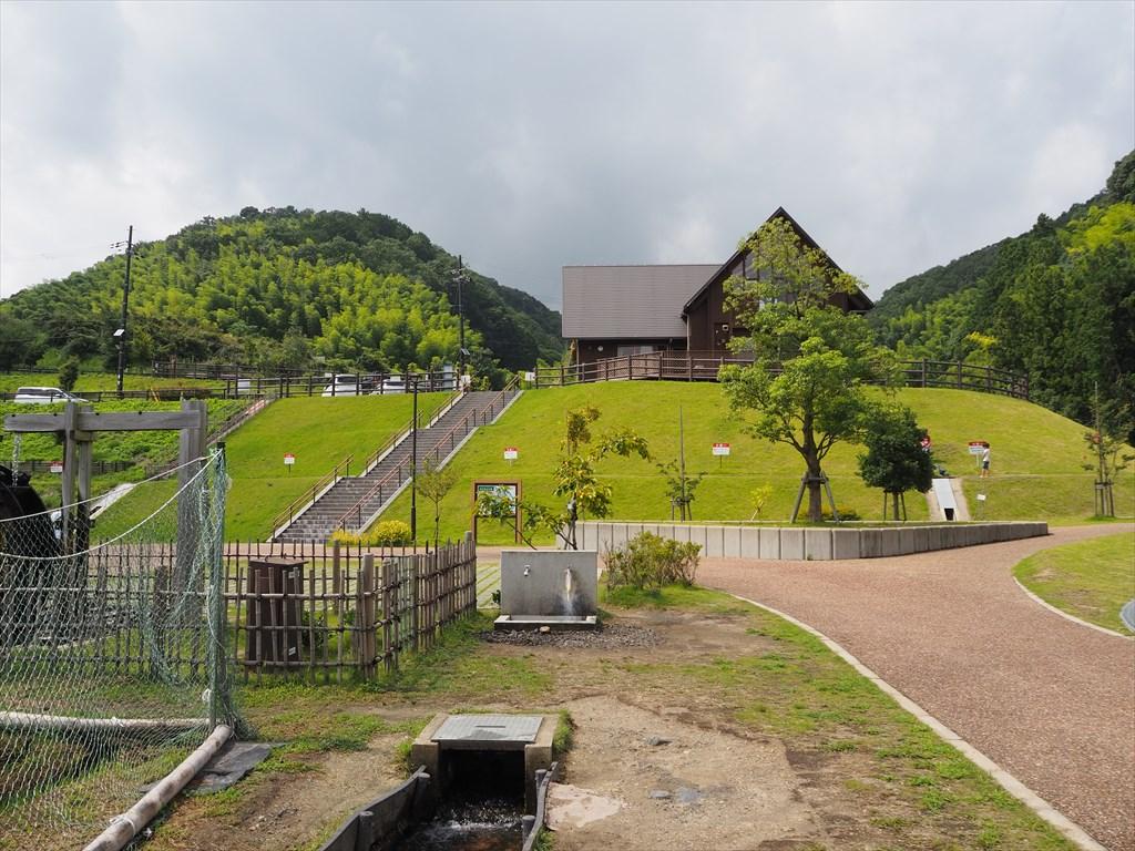 西代里山公園 乙訓景観十景のひとつ