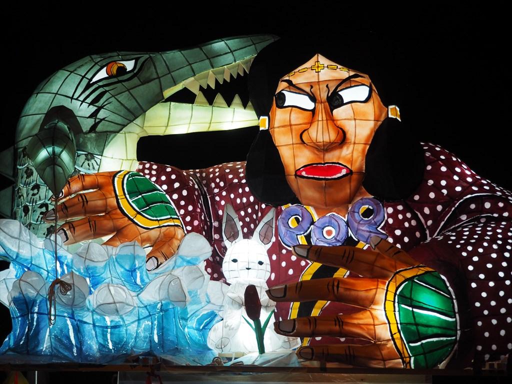 【現地】粟田祭の大燈呂!華やかに巡行する夜渡り神事と夜の路地裏散歩