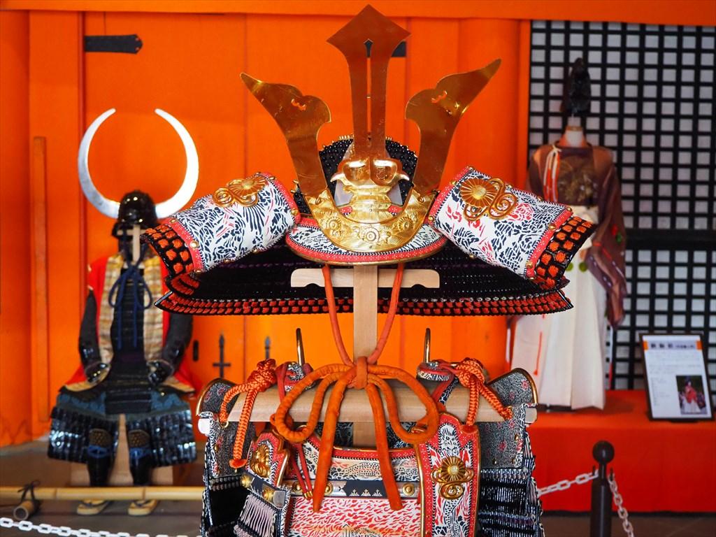 平安神宮 時代祭の装束展示